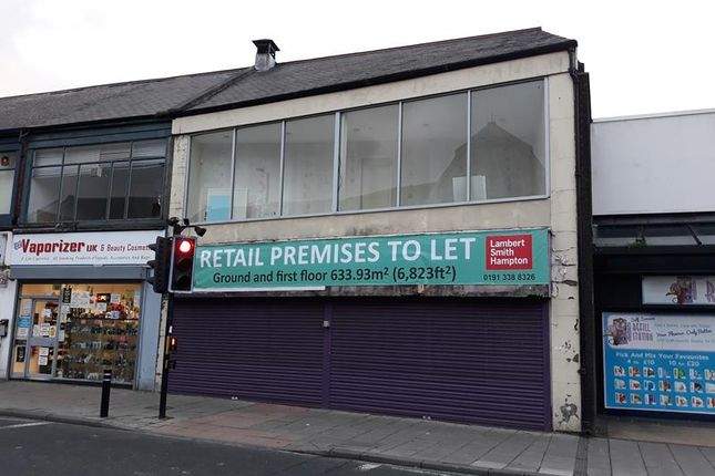 Thumbnail Retail premises to let in 73-75 High Street West, Wallsend, Newcastle Upon Tyne, Tyne And Wear