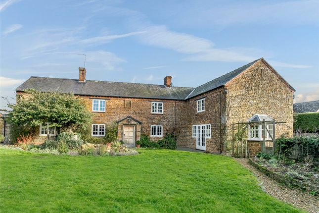 Thumbnail Detached house for sale in Church End, Priors Hardwick, Southam