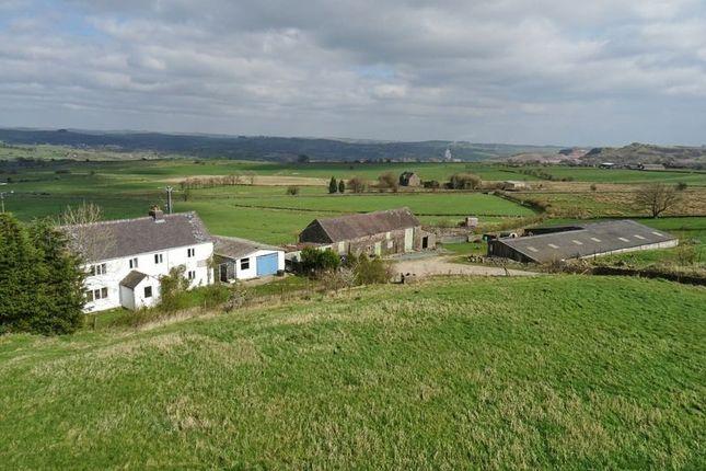 Thumbnail Detached house for sale in Windyway Cross Farm, Winkhill, Leek