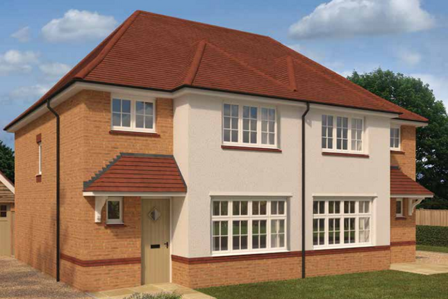 Thumbnail Semi-detached house for sale in Weavers' Chase, Albert Road, Leeds, West Yorkshire