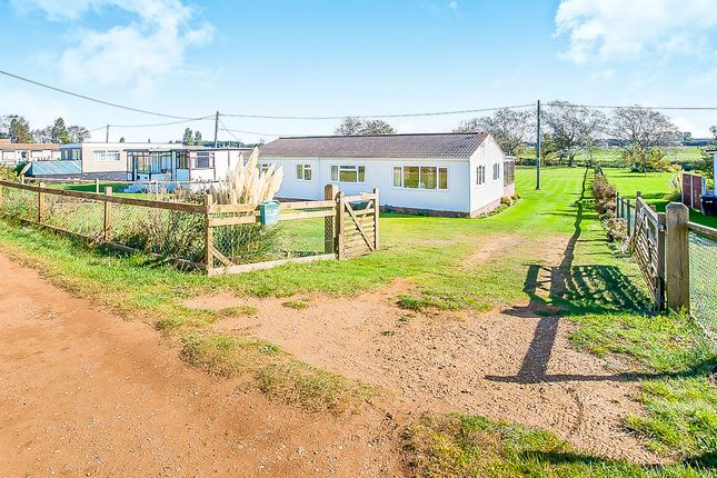 Thumbnail Detached bungalow for sale in South Beach, Heacham, King's Lynn
