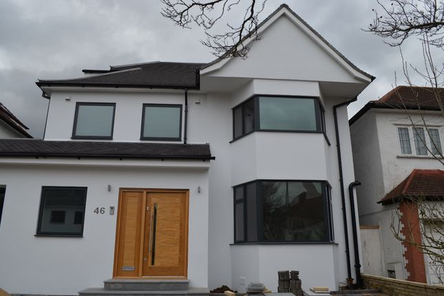 Thumbnail Detached house to rent in Crespigny Road, London