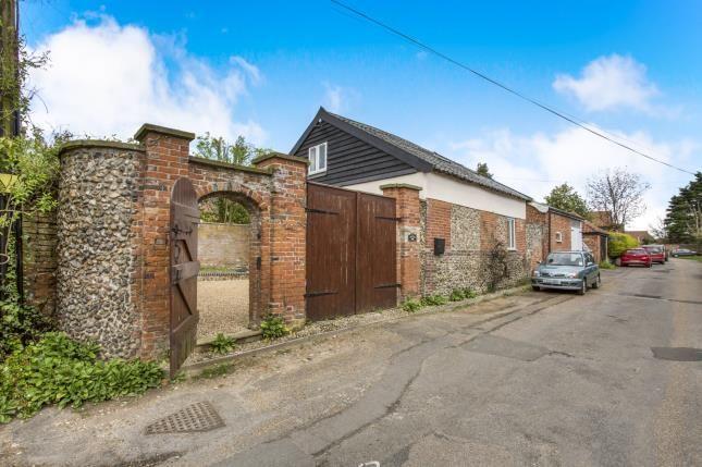 Thumbnail Detached house for sale in New Buckenham, Norwich, Norfolk