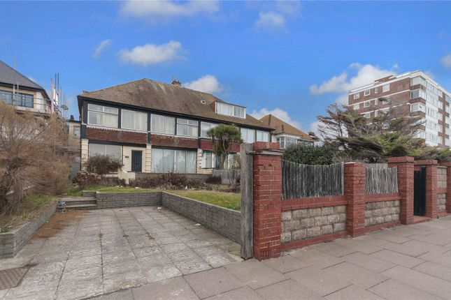 Thumbnail Semi-detached house for sale in Kingsway, Hove, East Sussex