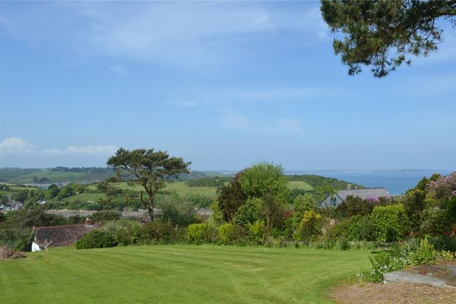 Thumbnail Detached bungalow for sale in Gillan, Manaccan, Helston, Cornwall