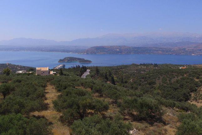 Thumbnail Land for sale in Sternes, Akrotiri, Chania, Crete, Greece