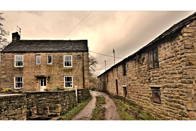 Thumbnail Detached house for sale in Maynestone Road, Chinley