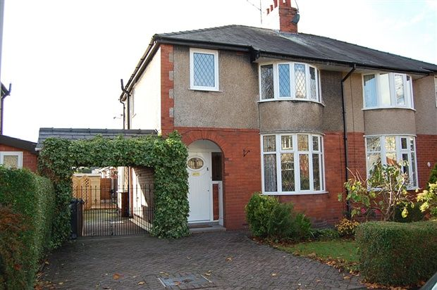 Thumbnail Property to rent in Carleton Drive, Penwortham, Preston