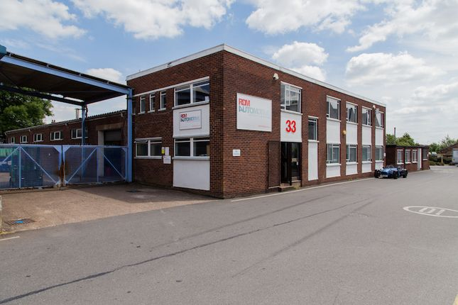 Thumbnail Light industrial to let in Bilton Industrial Estate, Humber Avenue, Coventry