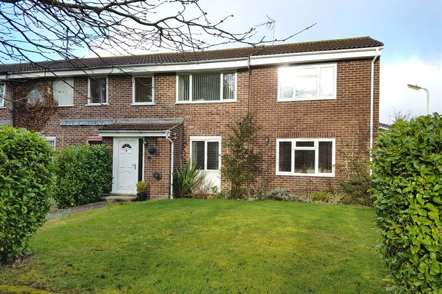 Thumbnail End terrace house for sale in Bolingbroke Close, Great Leighs, Chelmsford