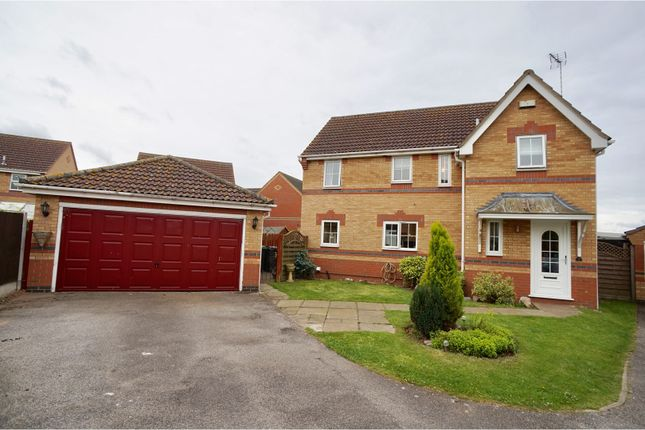 Thumbnail Detached house for sale in Sunderland Close, Skellingthorpe
