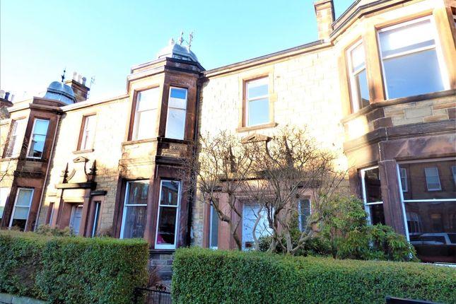 Thumbnail Terraced house to rent in Braid Crescent, Morningside, Edinburgh