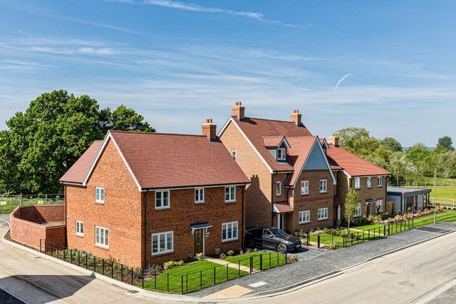 Thumbnail Detached house for sale in Ash Lodge Park, Ash