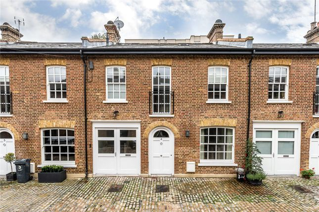 Thumbnail Terraced house for sale in Turnchapel Mews, London