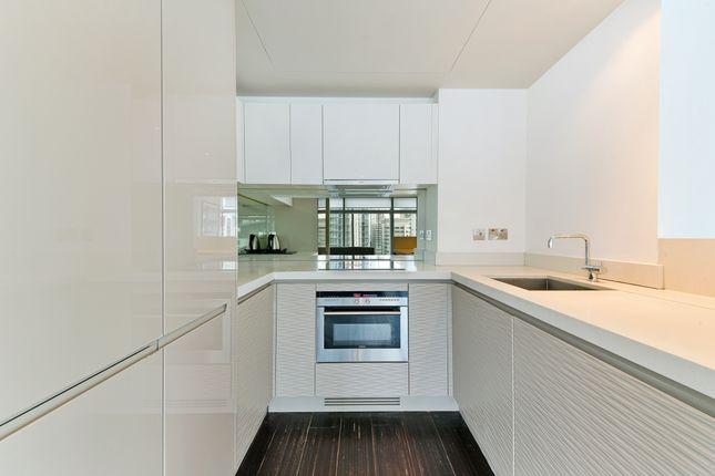 Kitchen of East Tower, Pan Peninsula, Canary Wharf E14