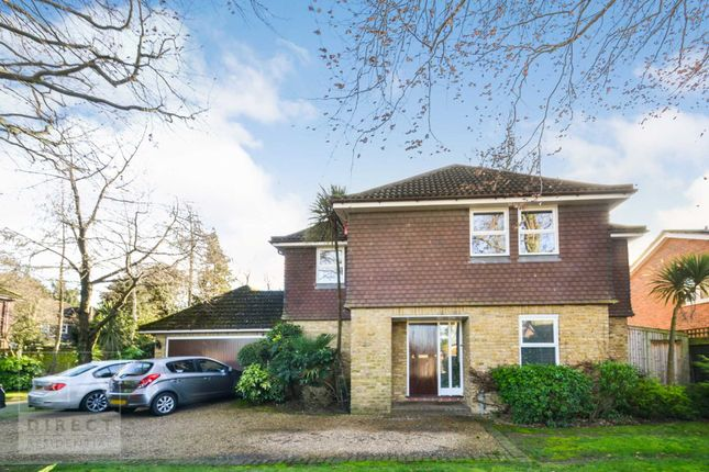 Thumbnail Detached house to rent in Bridleway Close, Ewell