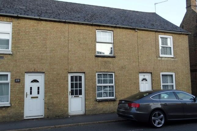Thumbnail Terraced house to rent in London Road, Chatteris