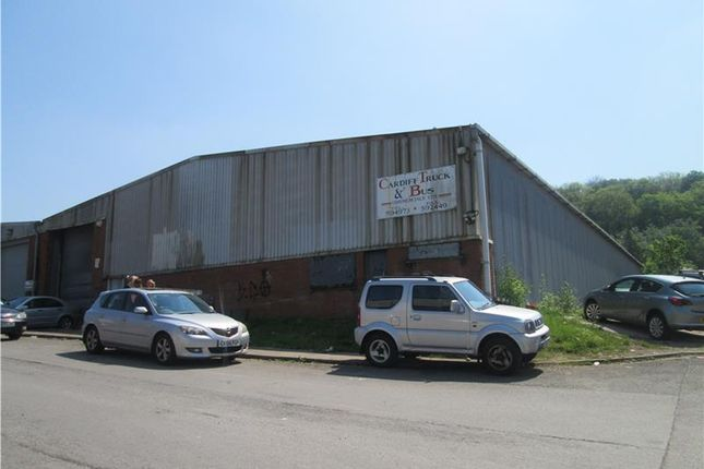 Thumbnail Warehouse to let in Ely Distribution Centre, Argyle Way, Cardiff, Glamorgan, Wales