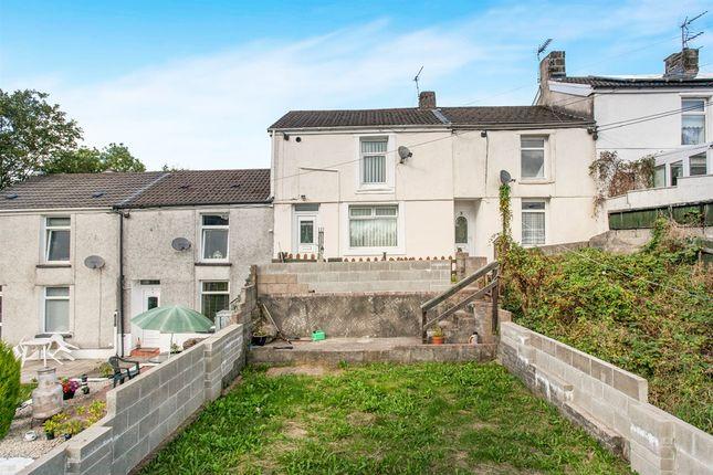 Thumbnail Terraced house for sale in Thomas Jones Square, Troedyrhiw, Merthyr Tydfil