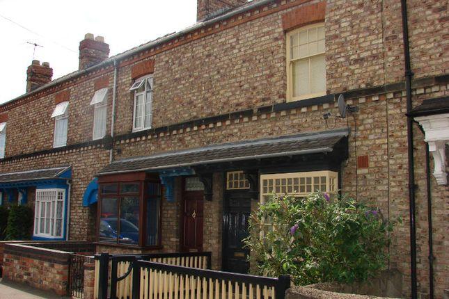 Thumbnail Terraced house to rent in Norton, Malton