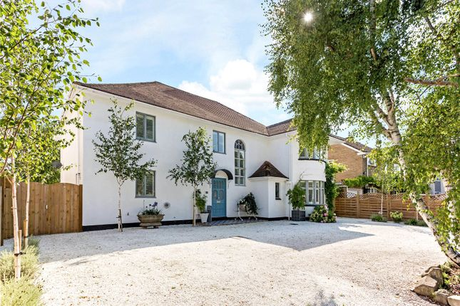 Thumbnail Detached house for sale in Sunderland Avenue, Oxford, Oxfordshire