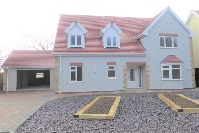 Thumbnail Detached house for sale in 3, Greenfields Lane, Heol Y Cyw, Bridgend County Borough.
