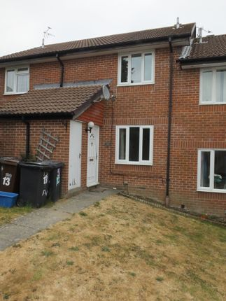 Thumbnail Terraced house to rent in Furnace Way, Uckfield