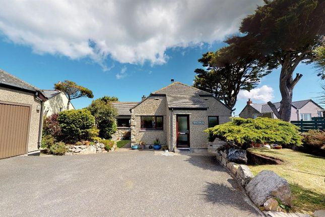 Thumbnail Detached bungalow for sale in Carn Bosavern, St Just