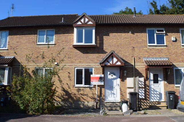 2 bed terraced house to rent in Janson Close, Bridgwater TA6