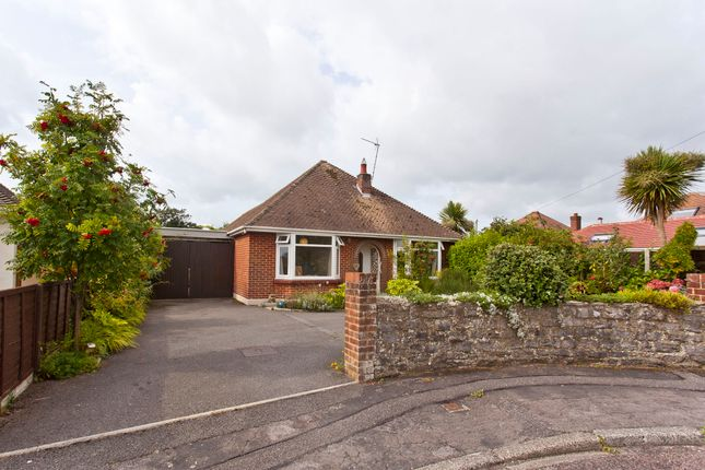 Thumbnail Detached bungalow for sale in Viking Close, Southbourne