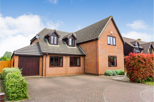 Thumbnail Detached house for sale in Whiteman Close, Langford