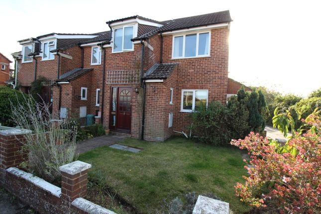 Thumbnail End terrace house for sale in High Street, Lytchett Matravers