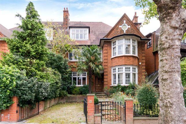 Thumbnail Semi-detached house for sale in Rosecroft Avenue, Hampstead, London
