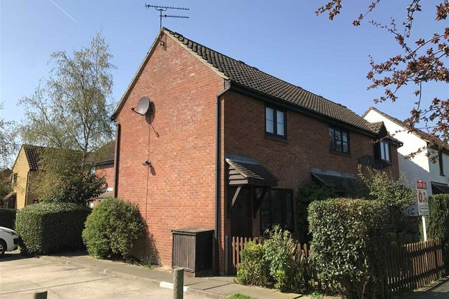 Thumbnail End terrace house for sale in Colyers Reach, Chelmsford