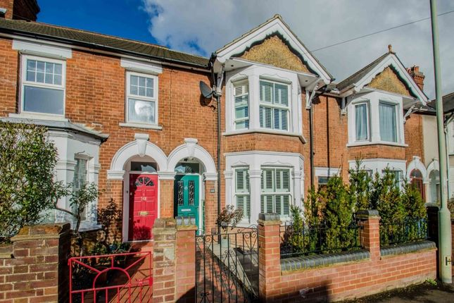 Thumbnail Terraced house for sale in Bearton Road, Hitchin