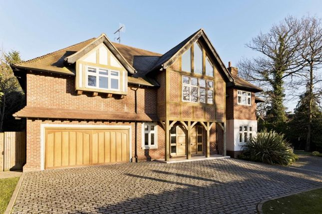 Thumbnail Detached house to rent in The Phillamores, Fairmile Lane, Cobham