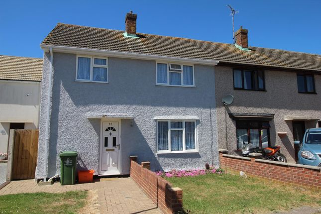 3 bed end terrace house to rent in Bardfield, Basildon, Essex SS16