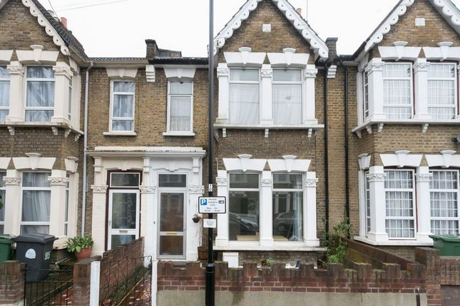 Thumbnail Terraced house for sale in Harold Road, London