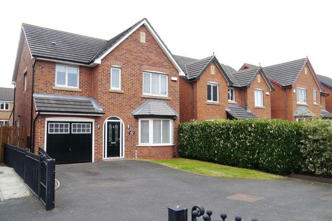 Thumbnail Detached house for sale in Kenmore Close, Wardley, Gateshead
