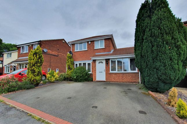 Thumbnail Detached house for sale in Oakmeadow Way, Groby, Leicester