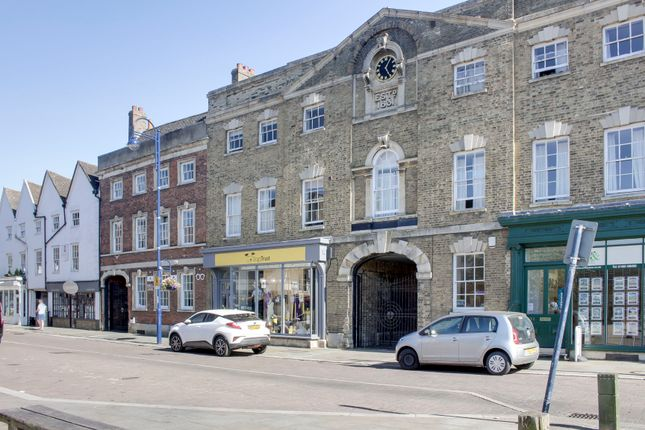 Thumbnail Flat to rent in Market Square, St. Neots