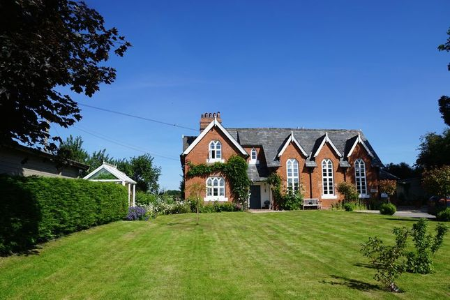 Detached house for sale in Kinnersley, Hereford