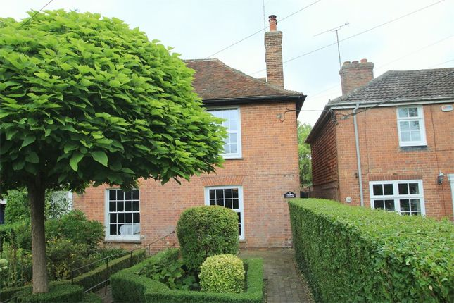 Thumbnail Terraced house for sale in Front Road, Woodchurch, Ashford