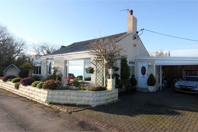 Thumbnail Detached bungalow for sale in Canal Foot, Ulverston, Cumbria