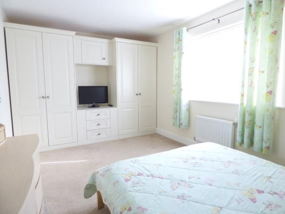 Bedroom One of Howgate Close, Sileby, Loughborough, Leicestershire LE12
