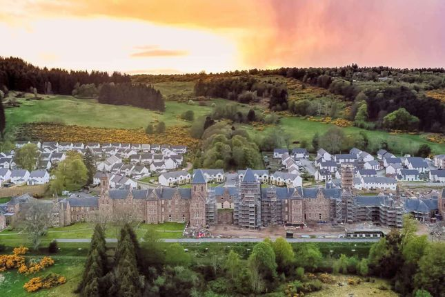 3 bed terraced house for sale in Plot 53 - The Lock, Great Glen Hall, Inverness IV3