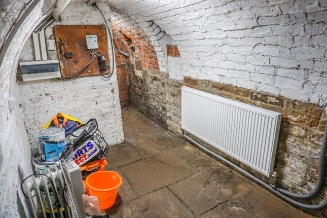 Cellar of Grove Street, Heckmondwike WF16