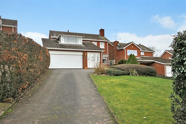 Thumbnail Detached house for sale in Lynton, Guilsborough Hill, Hollowell, Northampton