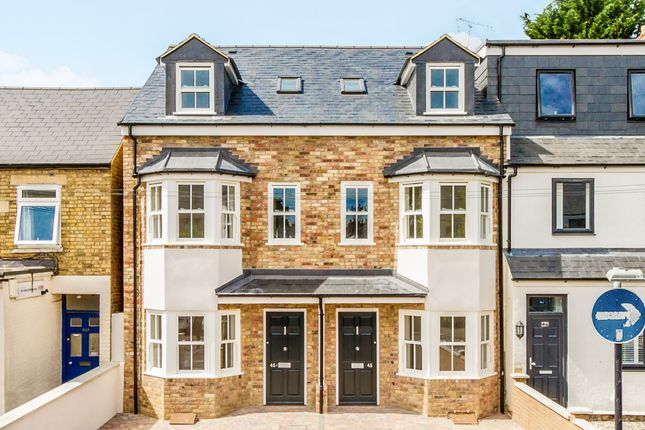Thumbnail End terrace house for sale in Magdalen Road, Oxford