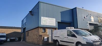 Thumbnail Light industrial for sale in Unit 7, Chaucer Industial Estate, Dittons Road, Polegate, East Sussex